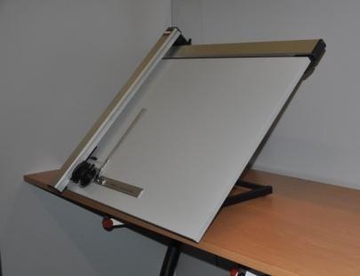 Bureau tekentafel