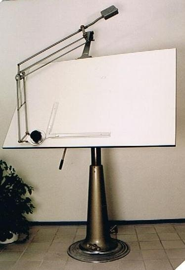 Pro Signia drawing table